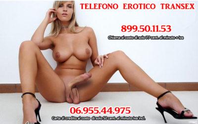 telefono erotico trans