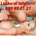 Telefono erotico con lesbiche